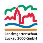Landesgartenschau Luckau 2000 GmbH, Logo